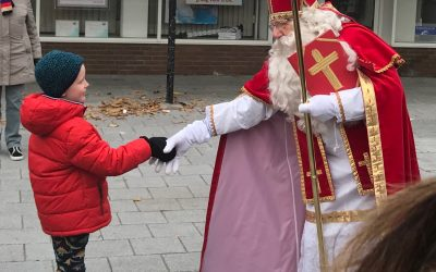 Sinterklaas 2018 foto verslag