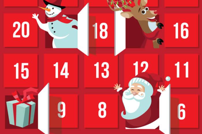 Adventkalender maken