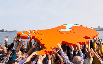 Stem op Boerenburg met Help Nederland Vooruit