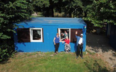 Blauwe Huis voorlopig drie weken gesloten
