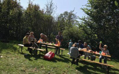 Een gezellige picknick
